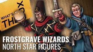 Unboxing: Frostgrave Wizards