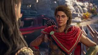 Assassin's Creed Odyssey E3 2018 Gameplay Walkthrough PS4