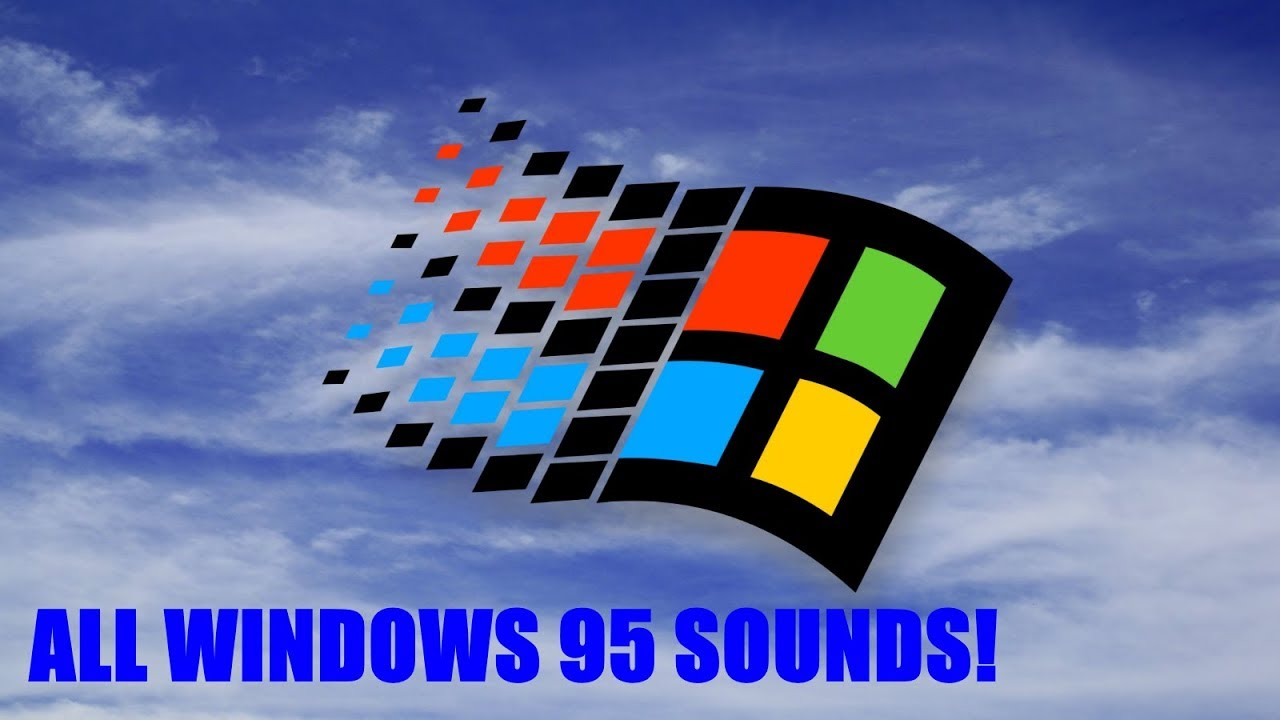 windows 95 sounds download