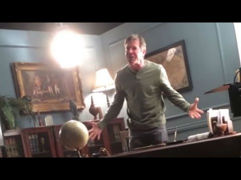 Dennis Quaid's Epic Onset Blowup Caught On Tape