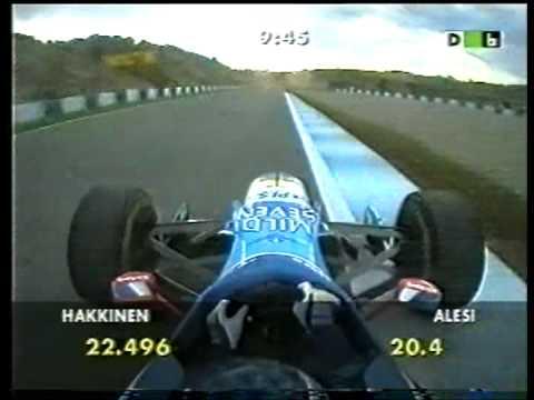 F1 1997 Europe FP3 — Alesi Onboard