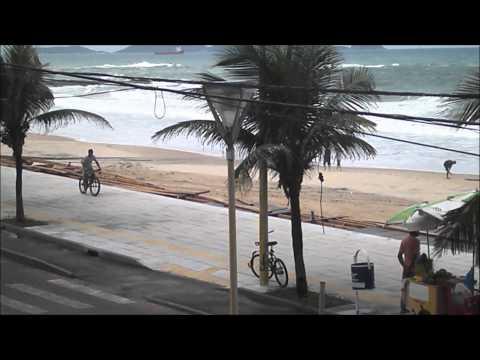 my trip Brazil Hotel Brisa Tropical De Macaé beach 12.07.2014