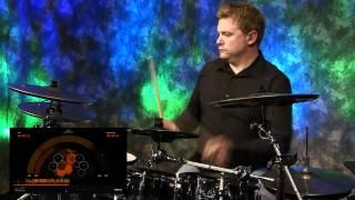 V-Drums Friend Jam Demo #6 (TD-30KV): Performed by Craig Blundell