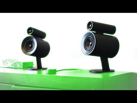 PC Speakers That Blew Us Away!  Razer Nommo