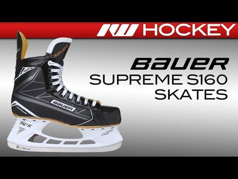 Bauer Supreme S160 Skate Review
