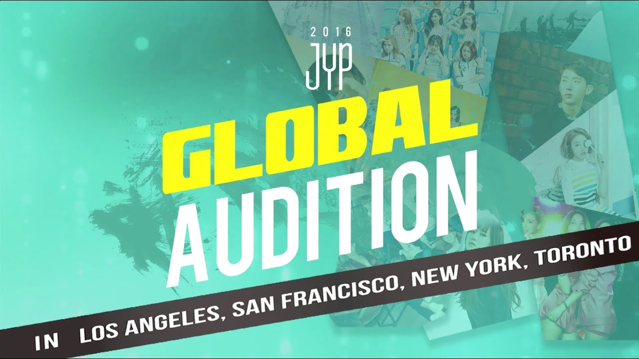 GOT7 for JYP Entertainment's USA Auditions | 갓세븐 한국어 버전