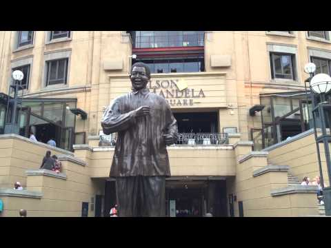 Nelson Mandela Square Sandton South Africa