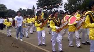Dangcagan Bukidnon fiesta
