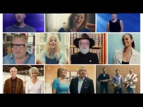 'I get by with a little help from my friends'    PHE Dementia Friends advert 140secs