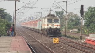 21 in 1 High Speed Actions and Offlinks at ER I Rajdhani, Duronto, Shatabdi, Humsafar and many more