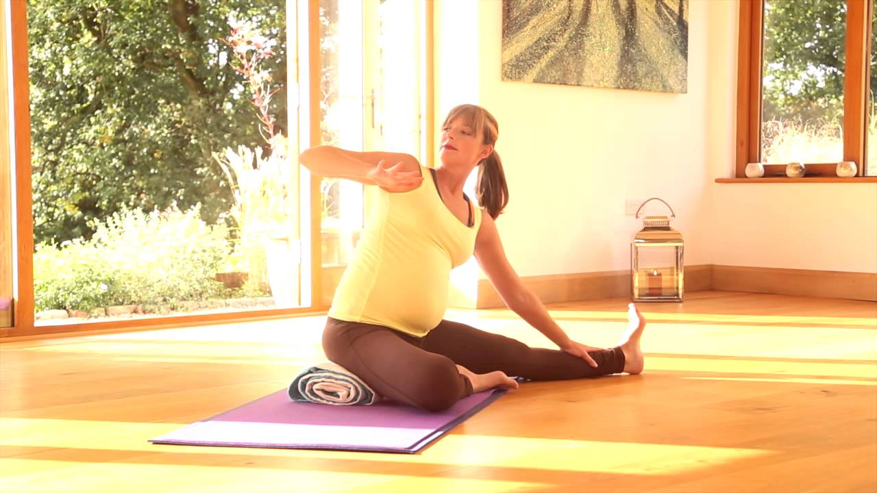 Birthlight: Yoga for Pregnancy, Birth and Beyond DVD