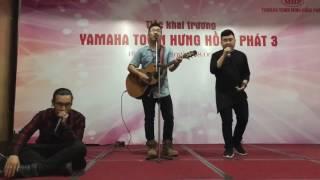 F BAND - Em đã biết (Suni Hạ Linh) @ YAMAHA khai trương [Practice]