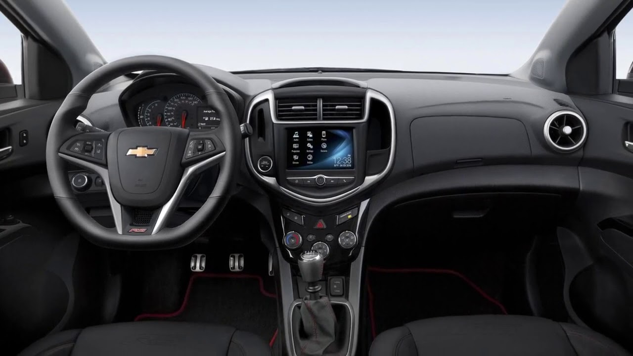 2018 Chevrolet Sonic Review