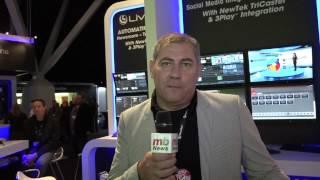 IBC 2015: Franck Henri Lafage, 3D Storm