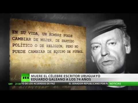 Eduardo Hughes Galeano Frases Eduardo Galeano y Sus Frases