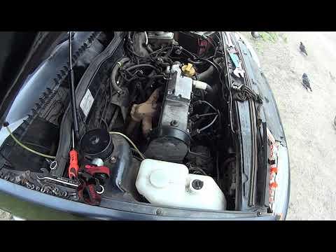 Замена пробки (заглушки) на блоке двигателя. самому...