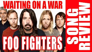 Foo Fighters - Waiting On A War Competitors List