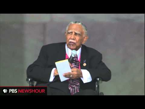 Civil Rights Leader Rev. Joseph Lowery: 'We Ain't Going Back'