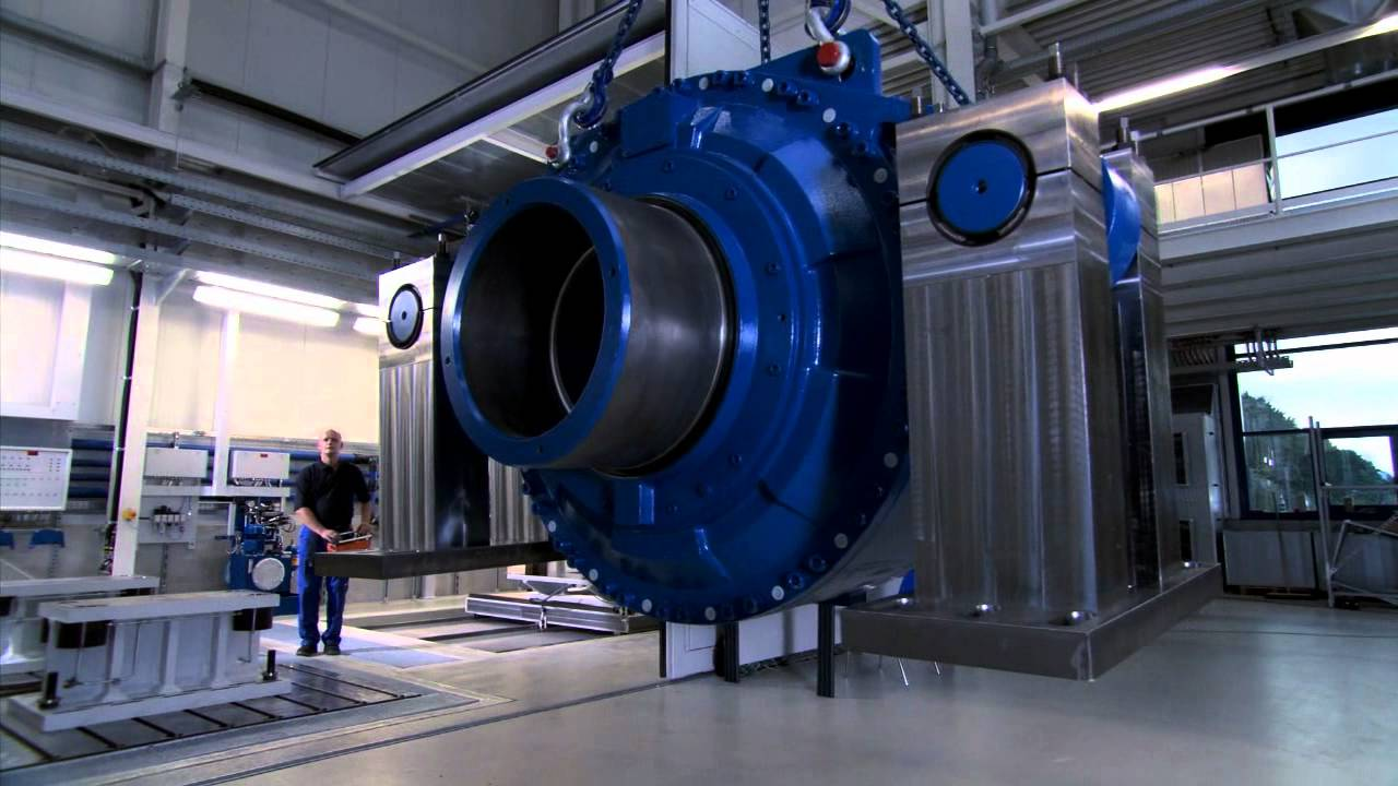 ZF Wind Energy - YouTube