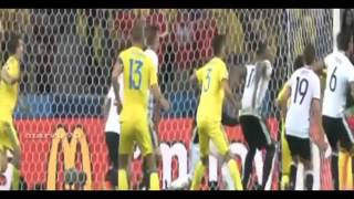 alemania vs ucrania (2 a 0) - mejor resumen y goles - euro 2016