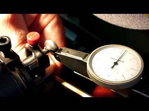 Precision Toolmaking Making an Edgefinder Part 2