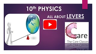 10th Physics : introduction to levers # Class of levers #efficiency # MA, VR #QnA