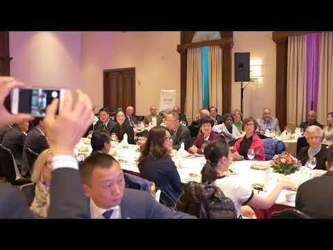 Ancient Hot Spring Capital, Blessed City - New York Tourism Promotion Meeting