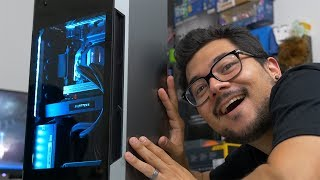 Building my DREAM HTPC in the new Evolv SHIFT from Phanteks! thumbnail