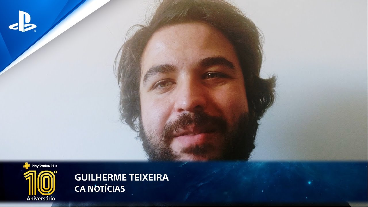 10º Aniversário PS Plus | As memórias de Guilherme Teixeira (CA Notícias)