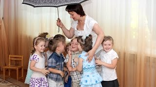 """День мамы в детском саду """"Солнышко"""""""