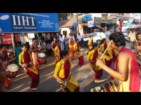 Chende dance