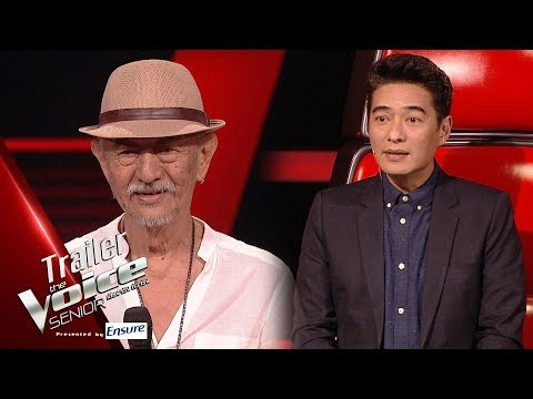 Trailer : The Voice Senior Thailand สัปดาห์ที่ 2 ยิ่งดูยิ่งอบอุ่น