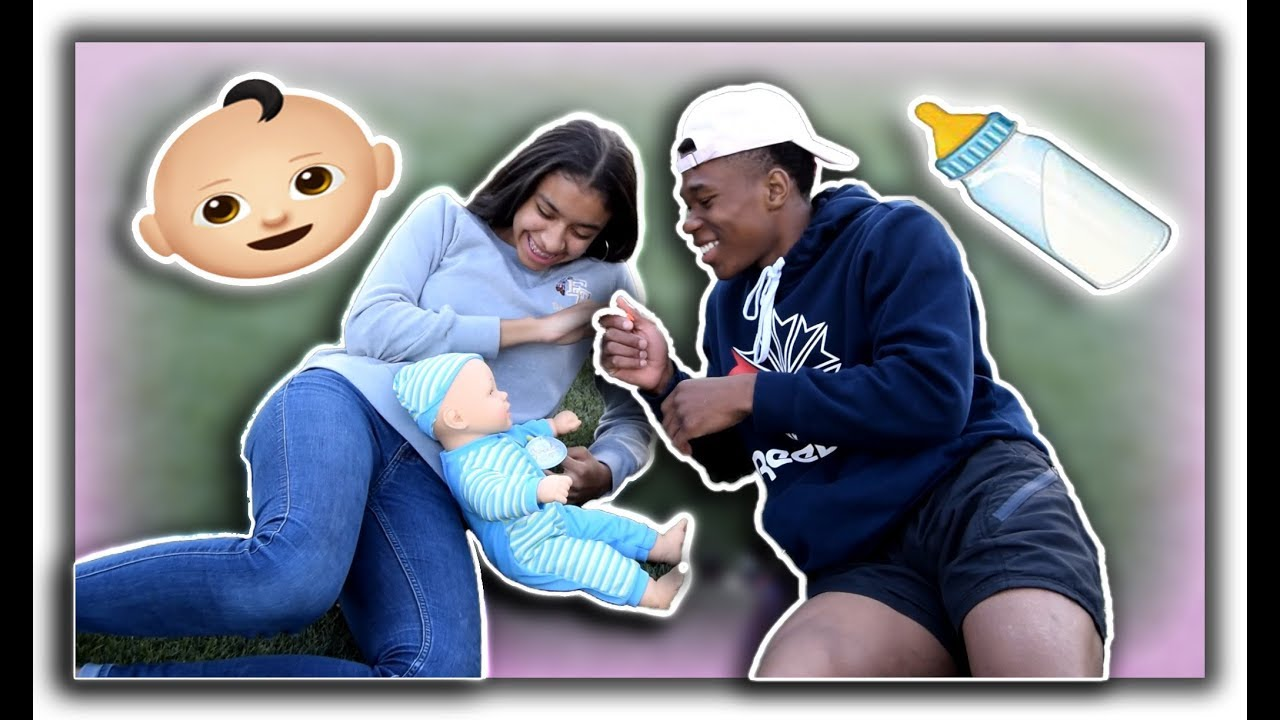 BECOMING PARENTS FOR 24 HOURS!! **MUST WATCH**