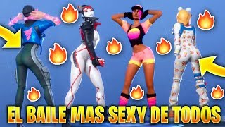 "Les skins les plus ""attrayants"" DE FORTNITE Avec la danse 'CORAZON FIEL'"