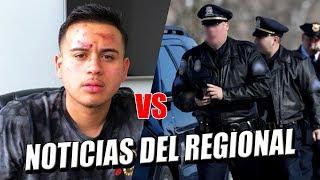 Jesus Ortiz (Fuerza Regida) Arrestado