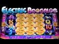 ELECTRIC BOOGALOO | Aristocrat *NEW GAME* Big Win! Slot Machine Bonus - Quick Fire Jackpots