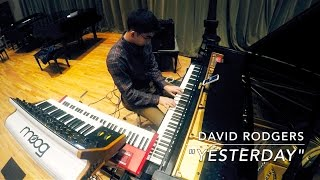"Gambar cover ""Yesterday"" - David Rodgers"
