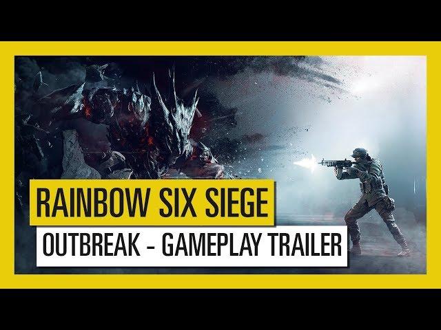Tom Clancy's Rainbow Six Siege - Outbreak : Launch Trailer