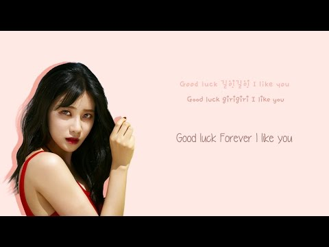 AOA - Good Luck (Han/Rom/Eng Color Coded Lyrics)