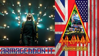 Def Leppard - Armageddon It - Ultra HD 4K - Hysteria At The O2 (2018)