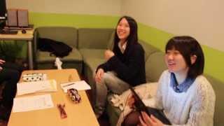 Японский универ Канда. Студентки и краткий обзор. Часть 1.