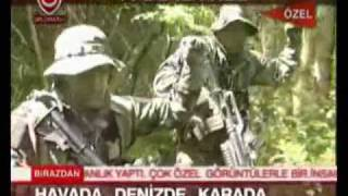 sat komandoları nın eğitim belgeseli turkish sat commandos training part 1