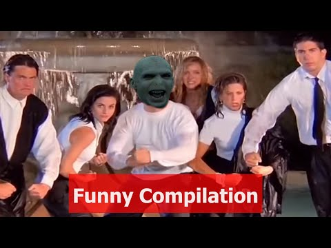 Friends Intro Song - Funny Compilation