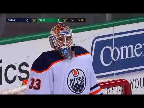 NHL EDMONTON OILERS vs DALLAS STARS  6 1 18