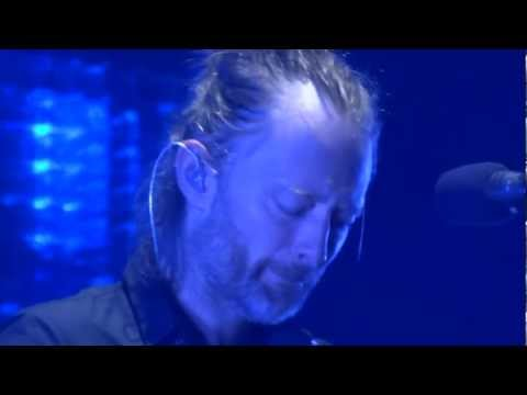 RADIOHEAD - Give Up The Ghost (HD) Live in Paris 2012 (11)