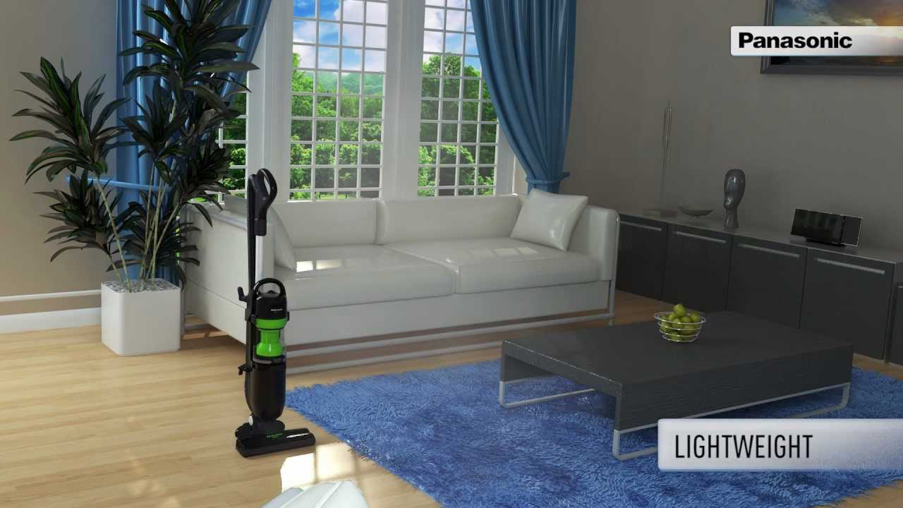 Panasonic Ul712 Eco Max Light Upright Vacuum Cleaner