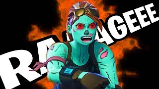 THE RAGE IS DIFFERENT REAL! (Fortnite Battle Royale Funny Moments)