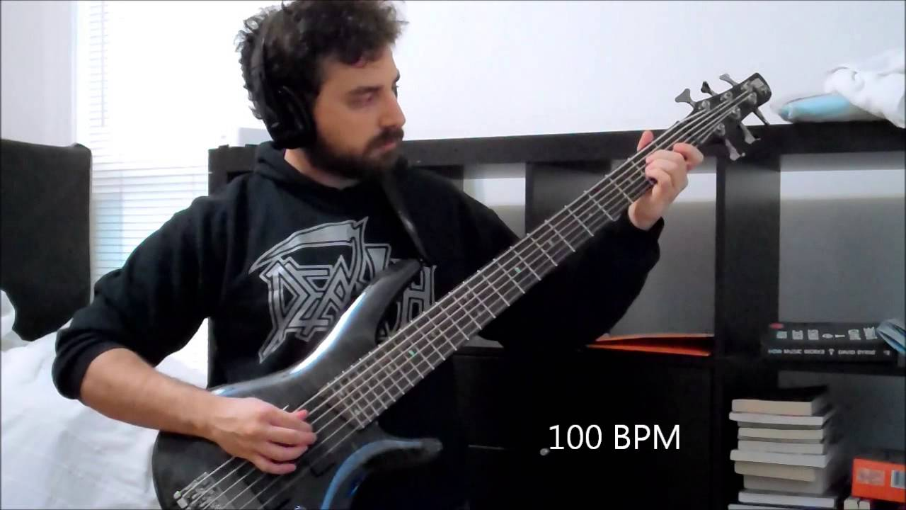 bass guitar speed exercises pdf