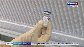 В Кабардино Балкарию поступила первая партия вакцины «Спутника Лайт»