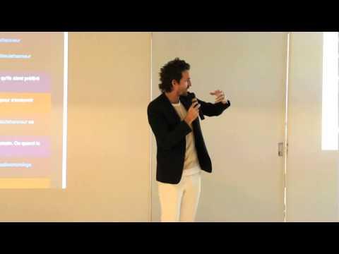 Mathieu  Lehanneur: Therapeutic objects, invisible design, ergonomics of desire